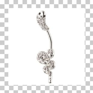 Earring Navel Piercing Body Piercing Body Jewellery Barbell PNG
