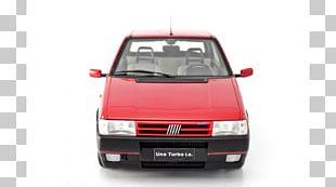 Fiat Uno Bumper Fiat Automobiles Subcompact Car PNG