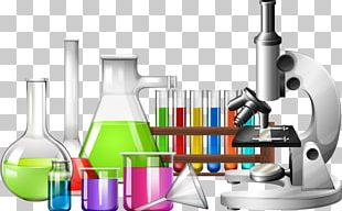 Science Laboratory Beaker PNG