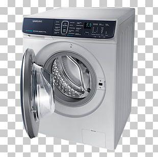Washing Machines Samsung Group Samsung WW65K52E69W Laundry PNG
