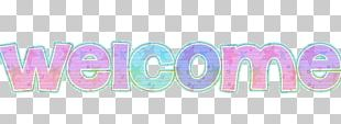Logo Brand Pink M Font PNG