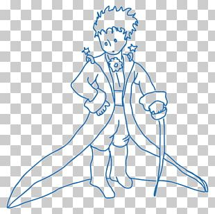 The Little Prince Prince Charming Drawing Coloring Book PNG