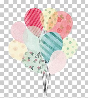 Greeting & Note Cards Balloon Birthday Illustration Paper PNG