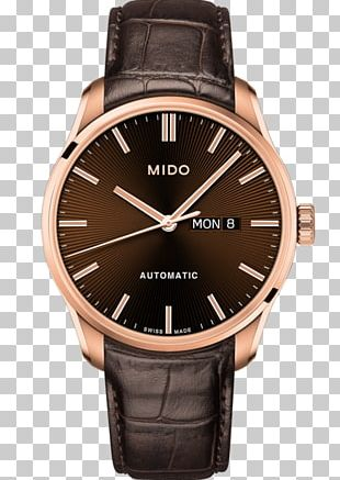 Mido Automatic Watch Clock Breitling SA PNG