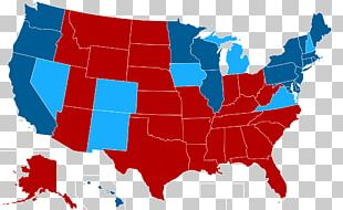 United States Governor U.S. State Red States And Blue States Political Party PNG