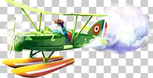 Airplane Animation Cartoon PNG