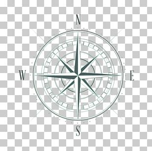 Compass Drawing Sketch PNG