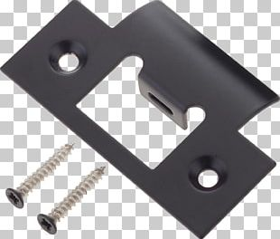 Latch Strike Plate Mortise Lock Door Brass PNG