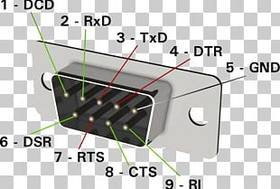 rs-232 serial port pinout wiring diagram rs-422 png