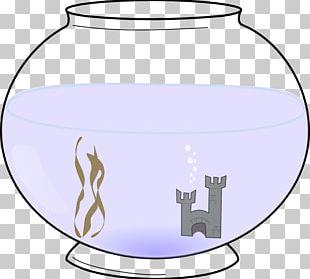 Bowl Carassius Auratus Fish PNG