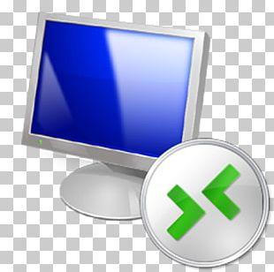 Remote Desktop Software Remote Desktop Protocol Remote Desktop Services Computer Icons Connexion Bureau à Distance PNG