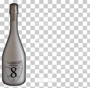 Sparkling Wine Champagne Bottle Drink PNG