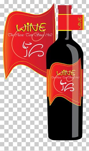 Liqueur Graphic Design Red Wine PNG