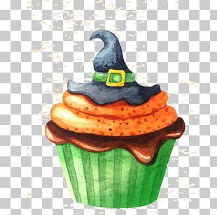 Halloween Cake Cupcake Euclidean PNG