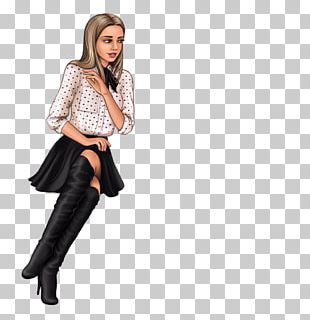 Lady Popular XS Software Fashion Game Leggings PNG