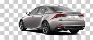 Lexus IS 300H F Sport Mid-size Car PNG