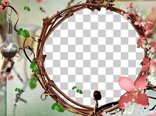 Frames Floral Design Flower Photography Wreath PNG