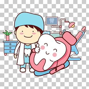 Dentistry Human Tooth Cartoon PNG