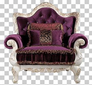 Table Coronation Chair Throne Couch PNG