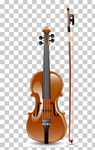 Violin Musical Instrument Guitar Viola Cello PNG