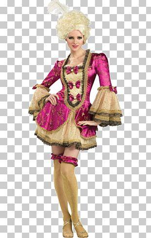 Marie Antoinette Costume Design Dress Yandy.com PNG