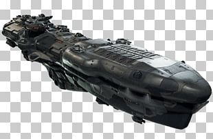 Dreadnought Spacecraft Capital Ship Space Warfare PNG