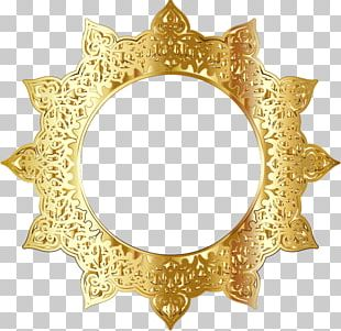 Frames Ornament Decorative Arts Gold PNG