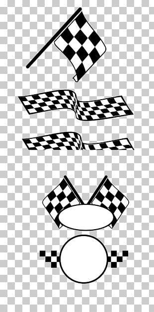 Auto Racing Racing Flags PNG