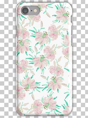 Petal Floral Design Pink M PNG