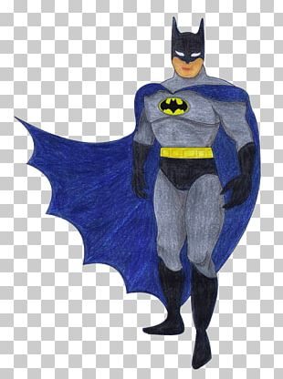 Superhero Costume PNG