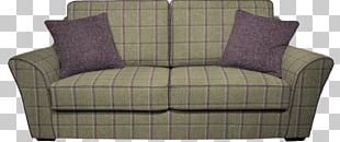 Couch Furniture Club Chair Slipcover PNG