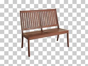 Garden Furniture Bench Table PNG