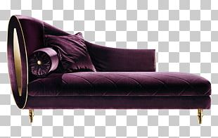 Chaise Longue Chair Furniture Couch Daybed PNG