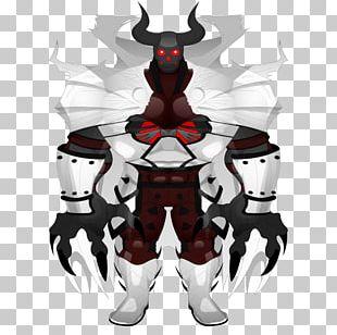 Demon Illustration Armour Legendary Creature Animated Cartoon PNG