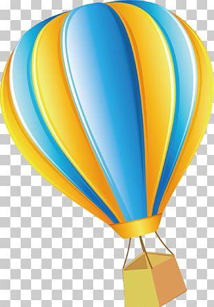 Hot Air Balloon Hydrogen PNG