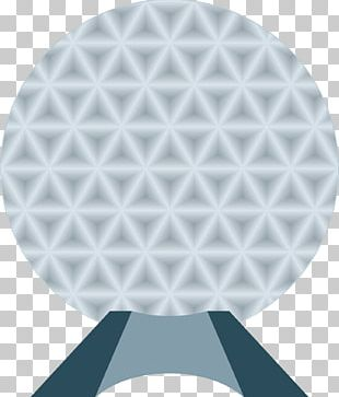 Spaceship Earth Overlapping Circles Grid PNG