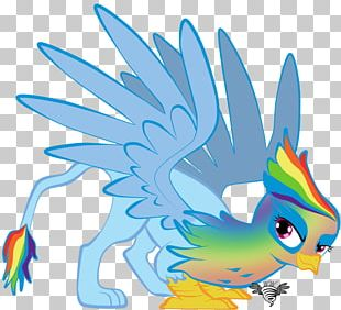 Rainbow Dash Twilight Sparkle My Little Pony Griffin PNG