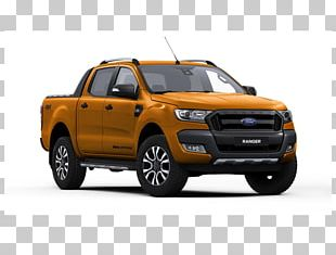 Ford Ranger Car Pickup Truck Toyota Hilux PNG