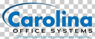 Logo Carolina Office Systems Organization Business Nordson DAGE PNG