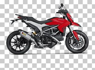 Ducati Multistrada 1200 Exhaust System Ducati Hypermotard Motorcycle PNG