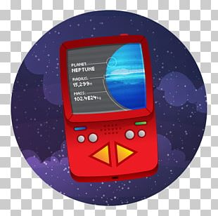 Grace From Outer Space Technology Creativity Portable Electronic Game PNG