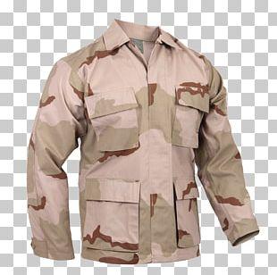 Desert Camouflage Uniform Desert Battle Dress Uniform Military Camouflage Army Combat Uniform PNG