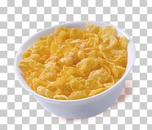 Corn Flakes Breakfast Cereal Milk Pudding Corn PNG