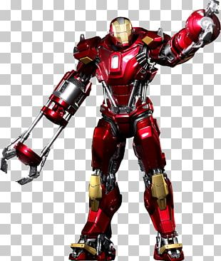 Iron Man's Armor Action & Toy Figures War Machine Film PNG