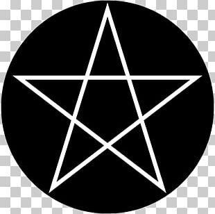 Pentagram Pentacle Drawing PNG