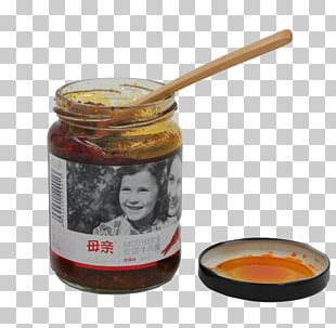 Chili Oil Flavor Sauce Mother Daughter PNG