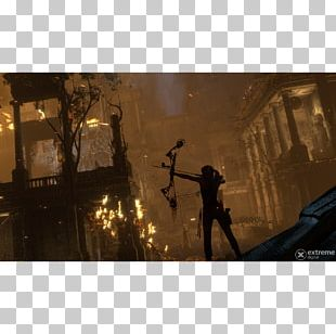 Rise Of The Tomb Raider Lara Croft Baba Yaga Xbox 360 PNG