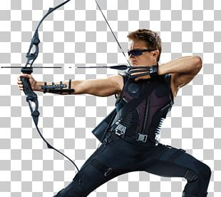 Clint Barton Black Widow Captain America Bow And Arrow Marvel Cinematic Universe PNG