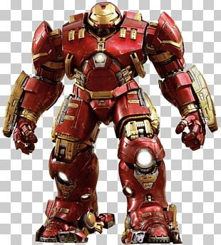 Iron Man Hulkbusters Ultron Action & Toy Figures PNG