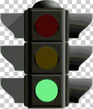 Traffic Light Car Traffic Cone Vehicle PNG